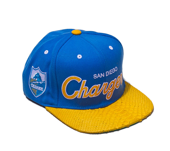 25c73216a Just Don San Diego Chargers Hat