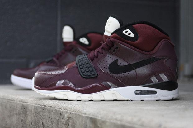 "separation shoes 056cb 43087 Sneakers Nike Air Trainer SC II ""Deep Burgundy""  Chris L Dia"