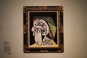 I was pretty surprised to learn that LACMA actually owns a few Picasso's